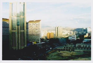 Two nights spent in Caracas, Venezuela well over a decade ago.